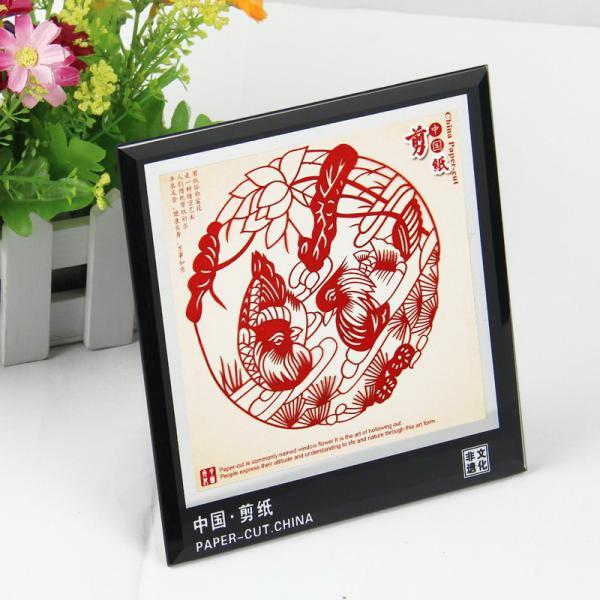 Chinese Paper Cuts Pictures, Chinese shadow puppet art, China Style, china gifts